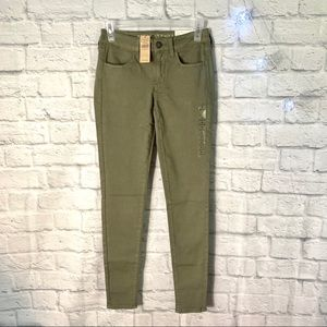 NWT American Eagle Outfitters S. Stretch Jeggings